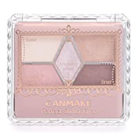 CANMAKE 五色眼影 Perfect Stylist Eyes05 米棕 3.2g