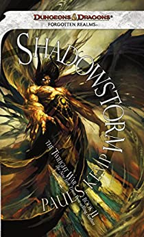 """Shadowstorm: The Twilight War, Book II (English Edition)"",作者:[Kemp, Paul S.]"