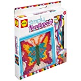 ALEX Toys - Craft, Simply Needlepoint Butterfly Kit