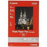 Canon 佳能 1686B072 SG-201,相纸 10 x 15 厘米,5张,260克