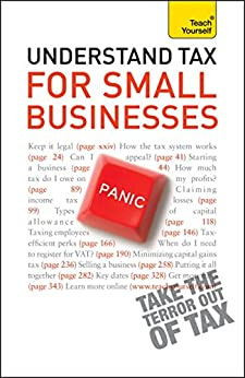 """""""Understand Tax for Small Businesses: Teach Yourself (English Edition)"""",作者:[Sarah Deekes]"""