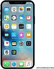 Apple iPhone X,64GB,银色 - 完全解锁(*版优质)