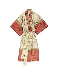 Bassetti Oplontis 女士和服浴袍 红色 L-XL 9262118