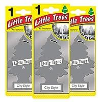 空气清新剂 - LITTLE TREES '树',3 件套 Triple Pack LTZ077