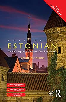 """Colloquial Estonian (English Edition)"",作者:[Moseley, Christopher]"