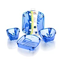 Fozzils ThinkFLAT 单色套装 均码 蓝色 516101