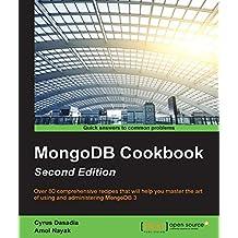 MongoDB Cookbook - Second Edition (English Edition)