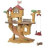 森贝尔家族 森林的心形树屋 科-61