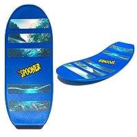 Spooner Boards Pro 滑板 大号 67*29*1cm 4岁以上儿童及成人 蓝色