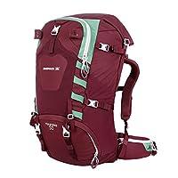 BIGPACK 徒步野营双肩包 男女通用50L 户外登山包骑行背包 BP4400027