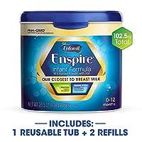 Enfamil 美赞臣 Enspire 婴儿奶粉 102.5盎司(624g) 部分库存有效期至2019年6月1日