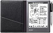 SHARP 夏普 電子筆記本  黑色系列 WG-S50
