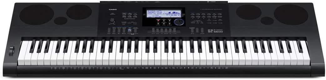 Casio WK - 6600 Keyboard