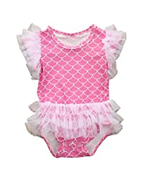 Younger star 3 件套女宝宝吊带蝴蝶结抹胸上衣 + 花卉短下比基尼泳装泳衣