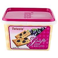 Totaste 土司 夹层饼干葡萄味 500g