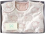 日本Hoppetta 宝宝6层透气纱布 四季通用睡袋 婴儿款 (0-3岁)
