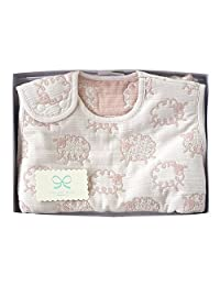 Hoppetta Champignon 6层纱布睡袋7225 メリーメリー ベビーサイズ