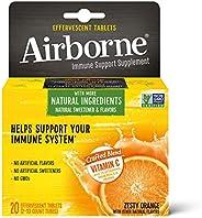 Schiff 旭福 Airborne  橙味泡腾片(20粒)