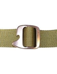 Bison Designs Tap Cap 38mm Belt with Gunmetal Buckle