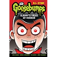 (进口原版) 鸡皮疙瘩系列绘图本之 Goosebumps Graphix: Slappy's Tales of Horror