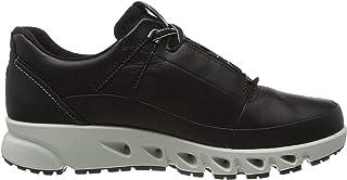ECCO 爱步 男士 Omni-Vent Gore-tex 系带徒步鞋 Black 10-10.5