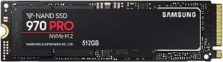 Samsung 三星 970 内置 SSD 固态硬盘MZ-V7P512BW  970 PRO 512GB