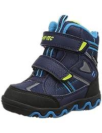 Hi-Tec 男童 Blizzard 儿童高腰徒步靴 Blue (Navy 31) 7 (26 EU)
