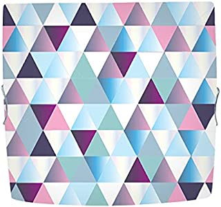 Tosel 40633 天花灯 - 方形钻石 - 钢板金属 - 环氧油漆 - 光面丝玻璃 - E27-100 W - 彩色照片
