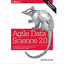 Agile Data Science 2.0: Building Full-Stack Data Analytics Applications with Spark (English Edition)