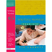 Writing Models Year 6 (English Edition)