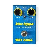 Way Huge ( ウェイ ヒュージ ) WM61 Smalls Blue Hippo スモールズ ブルー ヒッポ コーラス