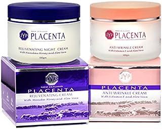 JYP New Zealand Placenta Day Cream & Night Cream COMBO, 2x100g
