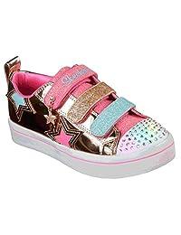 Skechers TWI-Lites-Twinkle Starz 儿童运动鞋