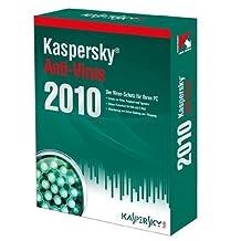 Kaspersky Anti-Virus 2010 (迷你盒)