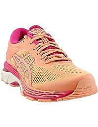 ASICS Gel-Kayano 25 女式跑步鞋 Mojave/White 6.5 M US