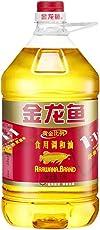金龙鱼 黄金比例食用调和油 5L(亚马逊自营商品, 由供应商配送)