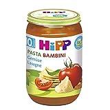 Hipp 喜宝 儿童意大利面意大利蔬菜千层面,6罐装 (6 x 220克)