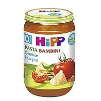 Hipp 喜寶 兒童意大利面意大利蔬菜千層面,6罐裝 (6 x 220克)