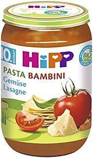 HiPP 喜宝 意式蔬菜千层面 BAMBINI 宝宝辅食 6件装(6 x 220 g)