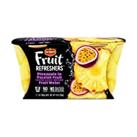 Del Monte Refreshers 零食杯 菠蘿 7-Ounce (Pack of 6)