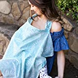 Bebe au Lait Premium Cotton Nursing Cover, Acapulco