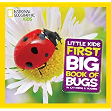National Geographic Little Kids First Big Book of Bugs (National Geographic Little Kids First Big Books) (English Edition)