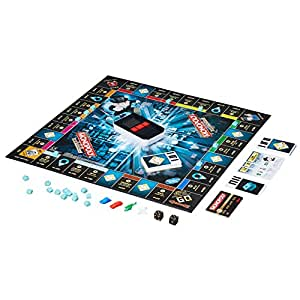 Hasbro 孩之宝 Monopoly 地产大亨 电子银行升级版 B6677