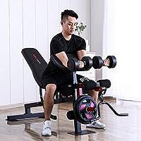 睿致RECHFIT多功能哑铃凳商用卧推飞鸟仰卧板含20KG杠铃/哑铃训练凳健身器材