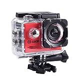 SAC 全高清 1080p 对应红色影像 2英寸液晶 30M带防水壳 AC200RD