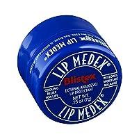 Blistex Lip Medex 0.25 盎司 12片装 12.00
