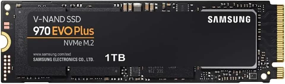Samsung 1TB 970 EVO Plus M.2 固态硬盘