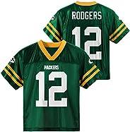 Aaron Rodgers 绿湾包装工队*幼儿球员家居运动衫