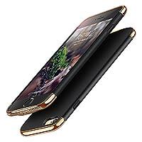 9G九吉 苹果6背夹充电宝iphone电池plus专用6s超薄便携7P无线手机壳冲器7 (苹果7【4.7寸】,【骑士黑-3500mAH】)【送九吉28.8元对应型号全屏钢化膜+USB接口LED灯】