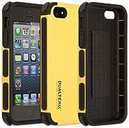 PureGear DualTek iPhone 5s/5/se 手机壳 - 黄色